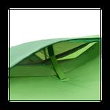 stan Bonder 2 Extreme Lite zelený vetrací otvor