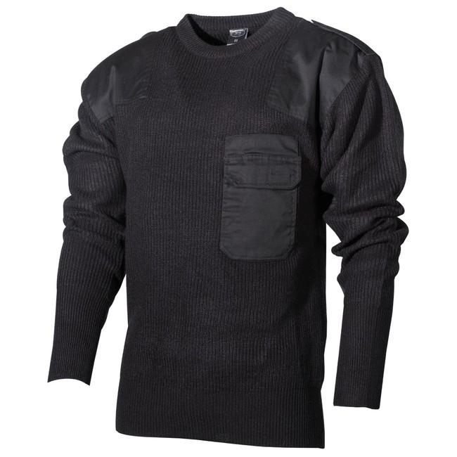 cb9f78df0 pozerá 1 návštevník MFH BW sveter s náprsným vreckom, čierny zväčšiť obrázok