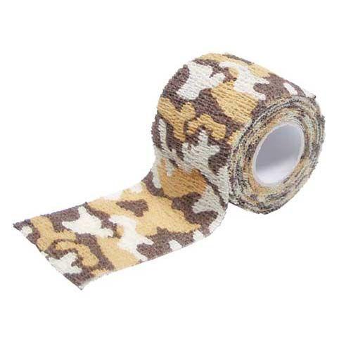 MFH Samosťahovacia maskovacia páska, desert