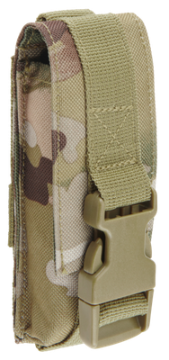 Brandit Molle Multi medium púzdro, multicam