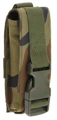 Brandit Molle Multi medium púzdro, woodland