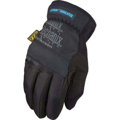 Mechanix FastFit Insulated rukavice, čierne