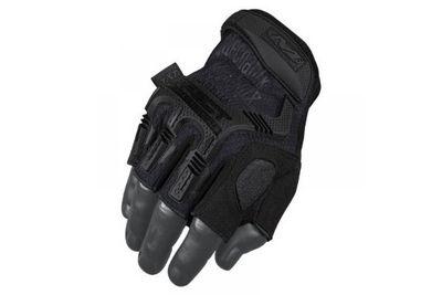 Mechanix M-Pact rukavice protinárazové čierne bez prstov