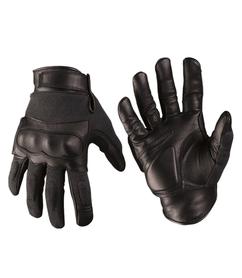 Mil-tec taktické rukavice kožené kevlar 568b4b4522